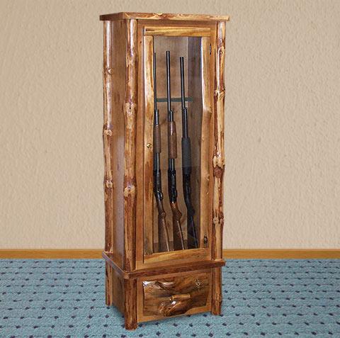 Cedar Grove Gun Cabinet