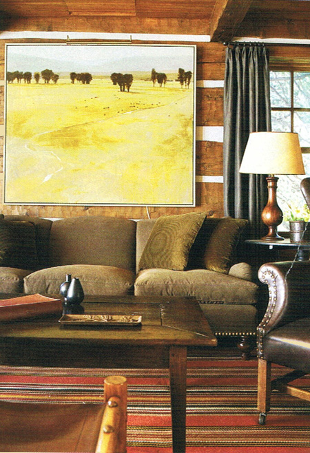 Rustic Room Décor - Blog - Handmade Amish Furniture | Cabinfield ...