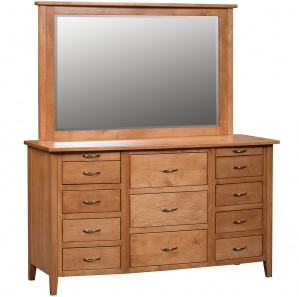 Willow Tree Lane Dresser with Optional Mirror
