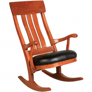 Lewis Amish Rocking Chair
