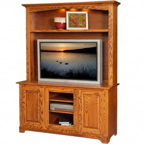 Fairhaven TV Cabinet & Hutch
