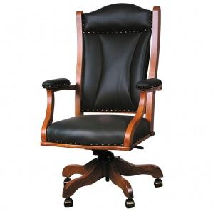 Buckingham Amish Desk Chair
