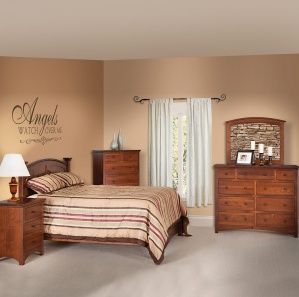 Brandywine Economy Bedroom Furniture Set