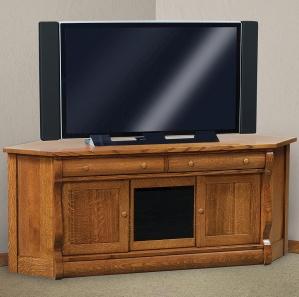 Olde Sleigh Corner Amish TV Cabinet