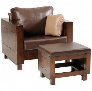 Urbana Amish Sofa Chair