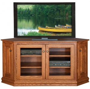 Westbrook Corner Amish TV Cabinet
