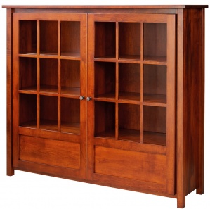 Shelton Bookcase Cabinet
