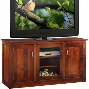 Bluff Creek 3 Door TV Cabinet