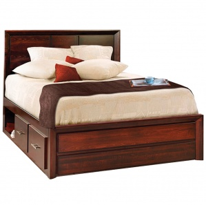Zenith Amish Platform Bed