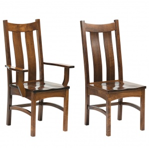 Monroe Amish Dining Chairs