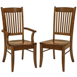 Linzee Amish Dining Chairs