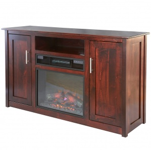 Hanover Deluxe Fireplace TV Cabinet