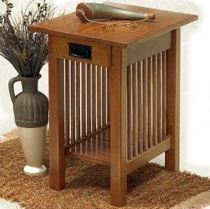 Carmichael Chair Side Table
