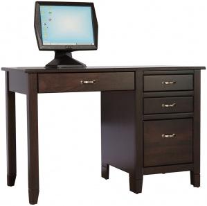 Jacobsville Single Pedestal Desk