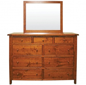 Morgan Mill Dresser with Optional Mirror