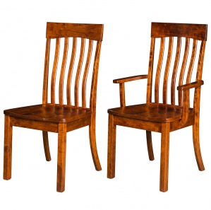 Bertram Amish Dining Chairs