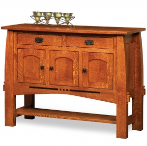 Colebrook Amish Sideboard with Mirror Option
