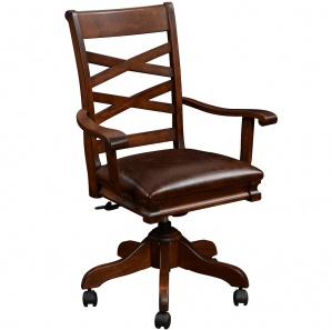 Writer's Amish Desk Chair