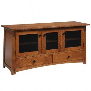 Missoula Amish TV Stand
