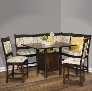 High Country Breakfast Nook Set