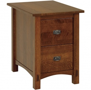 Spring Hill Wood File Cabinet