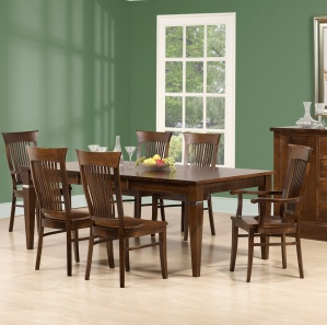 Gateway Amish Dining Room Furniture Set