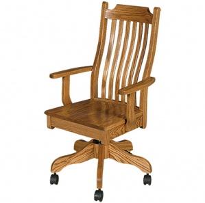 Meadowbrook Wooden Desk Chair