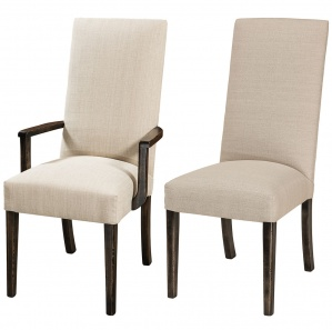 Sheldon Parsons Amish Dining Chairs