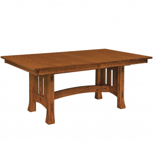 Olde Century Trestle Amish Dining Table
