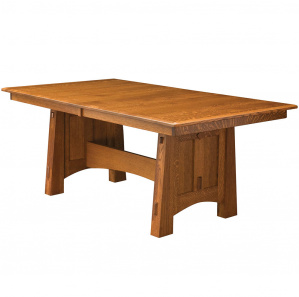 McCoy Trestle Amish Dining Table