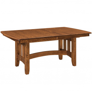 Galena Trestle Amish Dining Table