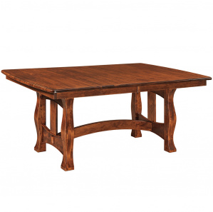 Reno Trestle Amish Dining Table