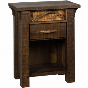 Glen Arbor 1 Drawer Nightstand