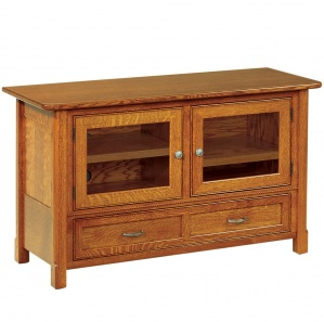 West Lake TV Cabinet with Drawers