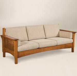 Pioneer Amish Sofa