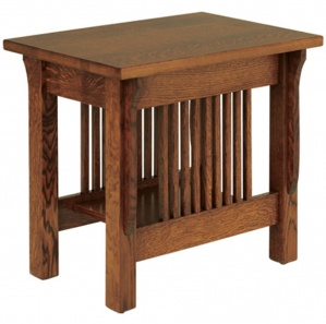 River Road Chairside Table