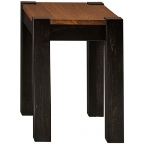 Avion Amish End Table