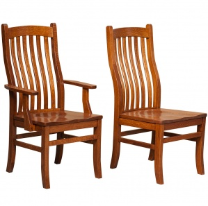 Edgebrook Amish Dining Chairs