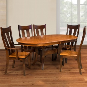 Franco 6 Piece Dining & Kitchen Table Set
