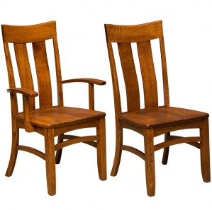 Galena Amish Dining Chairs