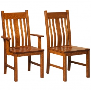 Wilmette Amish Dining Chairs