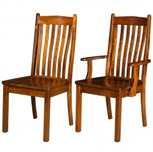 Sawyer Hills Amish Dining Chairs