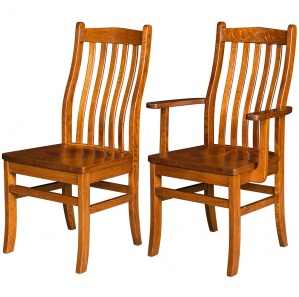 Grove Park Amish Dining Chairs