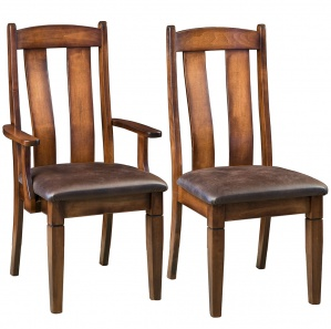 Glendale Amish Dining Chairs