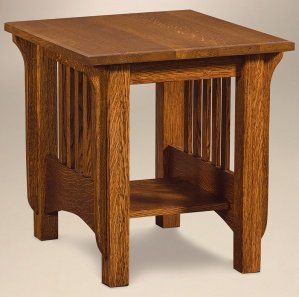 Pioneer Amish End Table