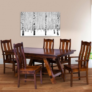 Timber Ridge Dining Room Set