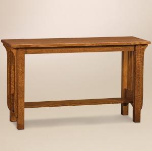 Pioneer Amish Sofa Table