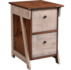 Timberline Amish File Cabinet