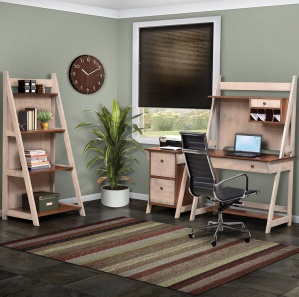Timberline Amish Office Furniture Amish Desk More Cabinfield Fine Furniture