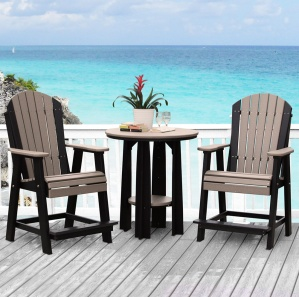 Champlain Patio Table and Chairs